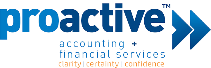 Proactive Accounting & Financial Services Logo